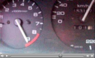 civic 9000 rpm